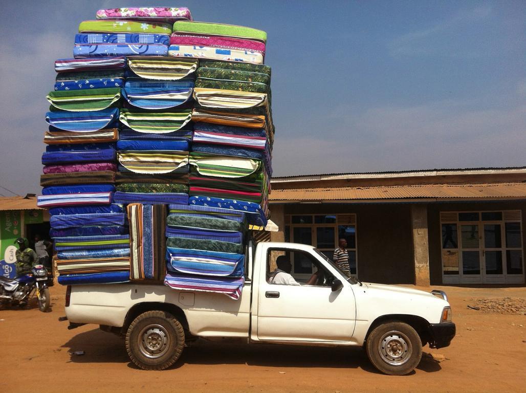 Impressum für Ruanda